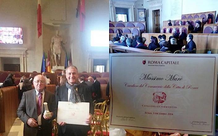 Marè Cavaliere Commercio 2014